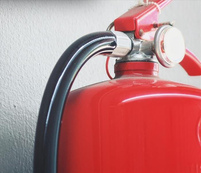 Fire Damage How To Choose and Use a Fire Extinguisher for Your Home