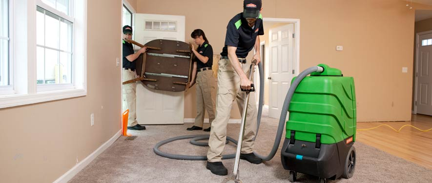 St. Charles, MO residential restoration cleaning